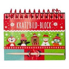 Motiv-Kratzbildblock - Wonderland