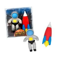 Radiergummi - Space Adventure, 2er-Set