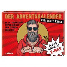 Endlich mitreden – Der Adventskalender für echte Kerle!