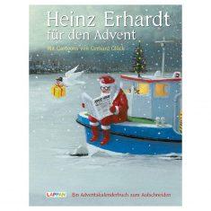 Adventskalenderbuch - Heinz Erhardt für den Advent