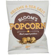 Bloom's Gourmet Popcorn - Sesame and Sea Salt