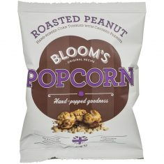 Bloom's Gourmet Popcorn - Roasted Peanut