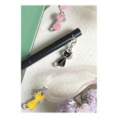 Kugelschreiber - Katzen-Charm