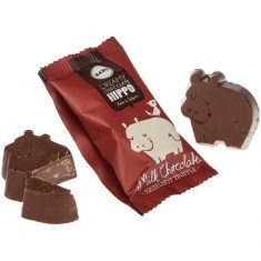 Barú Dreamy Chocolate Hippo - Hazelnut Truffle
