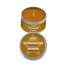 Duftkerze - Butterspekulatius, in der Dose