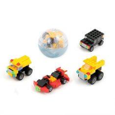 Mini-Baustein-Set - Fahrzeuge, Happy Wheels
