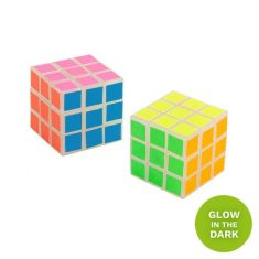 Zauberwürfel - Glow in the dark