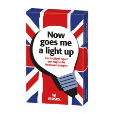 now goes me a light up - Quizspiel