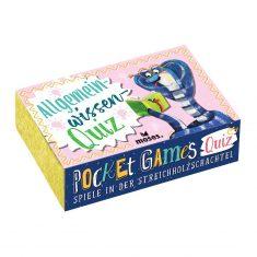 Pocket Games Quiz - Allgemeinwissen