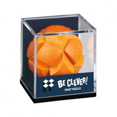 Geduldspiel - Be clever! Smart Puzzles