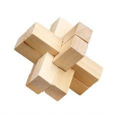 Geduldspiel - Be clever! Smart Puzzles Natur - Knoten