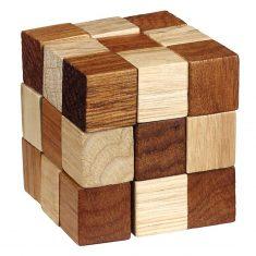 Geduldspiel - Be clever! Smart Puzzles Natur - Würfel