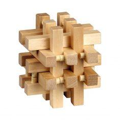 Geduldspiel - Be clever! Smart Puzzles Natur - Käfig