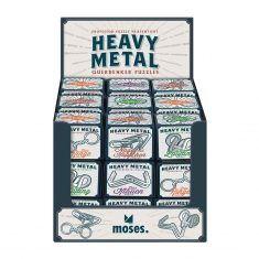 Professor Puzzle - Heavy Metal Querdenker Puzzles