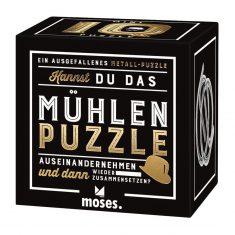 Professor Puzzle - Mini IQ Puzzle, Mühle
