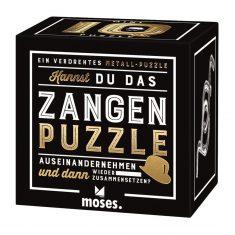 Professor Puzzle - Mini IQ Puzzle, Zangen
