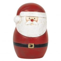 Deko-Weihnachtsmann, 7,5 cm, stehend