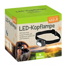 Expedition Natur - LED-Kopflampe