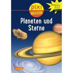 Pixi Wissen - Planeten und Sterne
