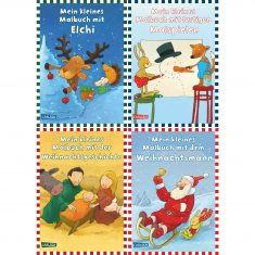 Mein kleines Malbuch - Weihnachten