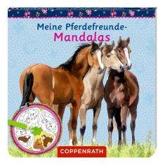 Malblock - Meine Pferdefreunde-Mandalas