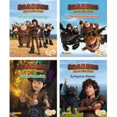 Nelson Mini-Buch - Dreamworks Dragons 5-8