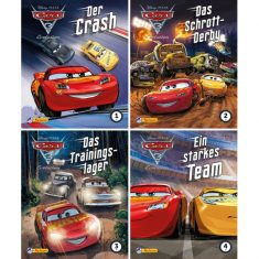 Nelson Mini-Buch - Disney Cars 5-8