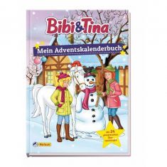 Bibi & Tina - Mein Adventskalenderbuch