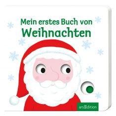 Pappbuch - Mein erstes Buch von Weihnachten