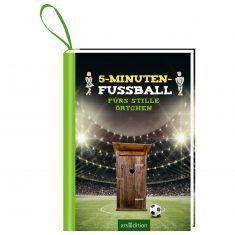 Buch - 5-Minuten-Fußball fürs stille Örtchen