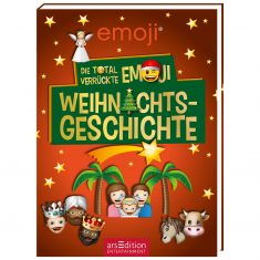 Buch - Die total verrückte emoji Weihnachtsgeschichte