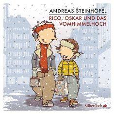 Hörbuch - Rico, Oskar und das Vomhimmelhoch, 4 CDs