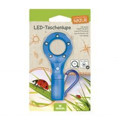 Expedition Natur - LED-Taschenlupe