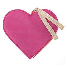 Geldbeutel - Herz, pink
