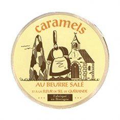 Karamellbonbons - Caramels au beurre salé