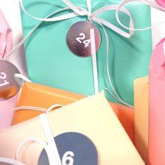 Einpack-Mix - Pastell-Regenbogen
