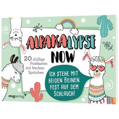 Alpakalypse now – 20 chillige Postkarten