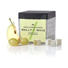 Wally and Whiz - Apfel mit Stachelbeere, Weingummi, Box
