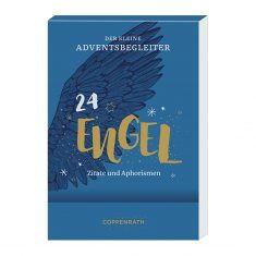 Aufstell-Adventskalender, Der kleine Adventsbegleiter - Engel