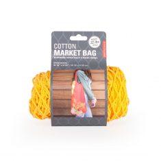 Einkaufstasche - Cotton Market Bag, gelb