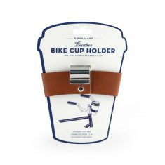 Leder Fahrrad-Becherhalter - Bike Cup Holder