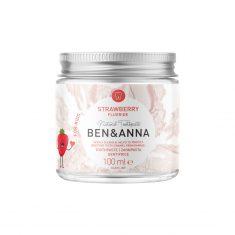 BEN&ANNA Zahnpasta - Erdbeere mit Fluorid