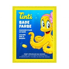 Tinti Badewasserfarbe, gelb