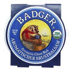 Badger - Aromatischer Brustbalsam