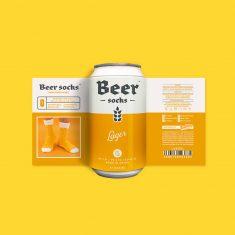 Beer Socks - Lager
