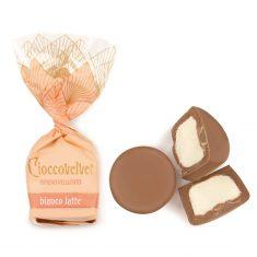 Schokoladenpraline - Cioccovelvet Bianco Latte
