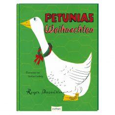 Bilderbuch - Petunias Weihnachten