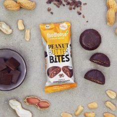 Bio-Peanut Butter Bites - Erdnuss-Schoko