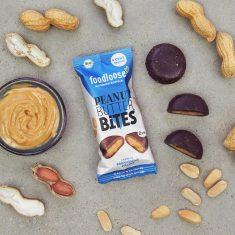Bio-Peanut Butter Bites - Erdnussmus