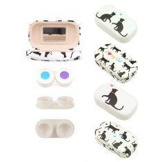 Kontaktlinsenbox - Katze